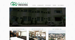 Preview of hotelreginapalace.com.br