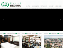 Tablet Preview of hotelreginapalace.com.br